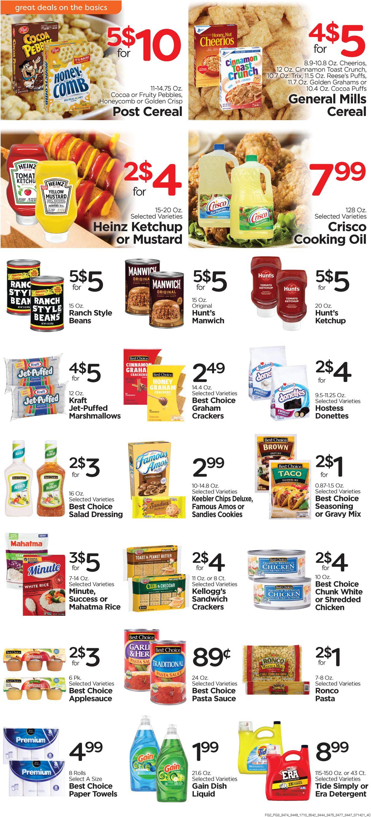 Edwards Food Giant Weekly Ad Circular - valid 07/14-07/20/2021 (Page 2)