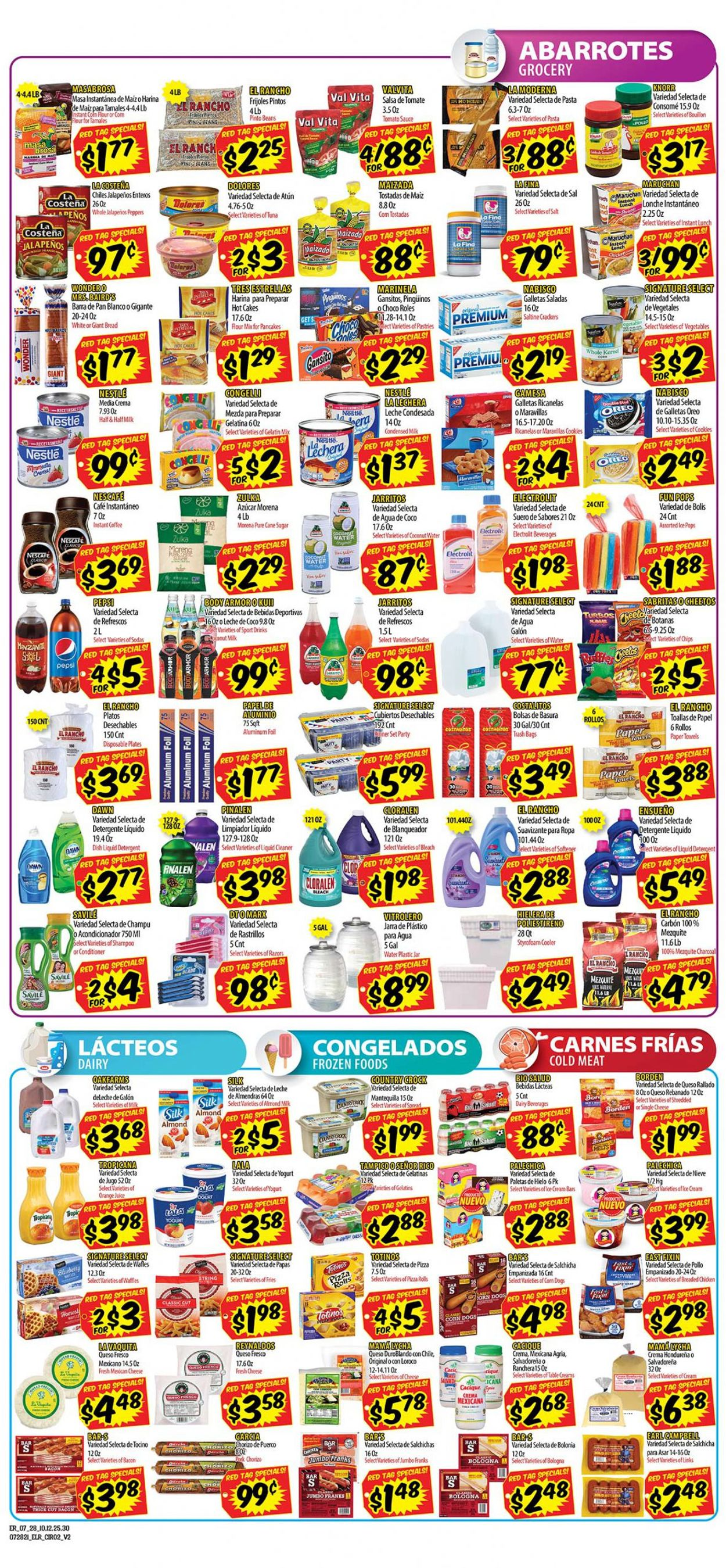 El Rancho Weekly Ad Circular - valid 07/28-08/03/2021 (Page 2)
