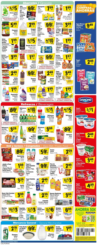 El Super Weekly Ad Circular - valid 07/21-07/27/2021 (Page 2)
