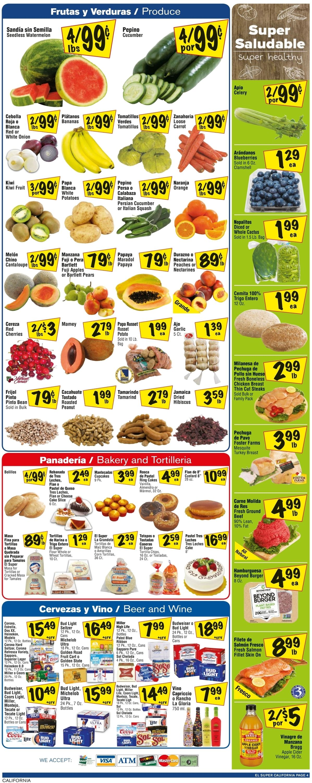 El Super Weekly Ad Circular - valid 07/21-07/27/2021 (Page 4)