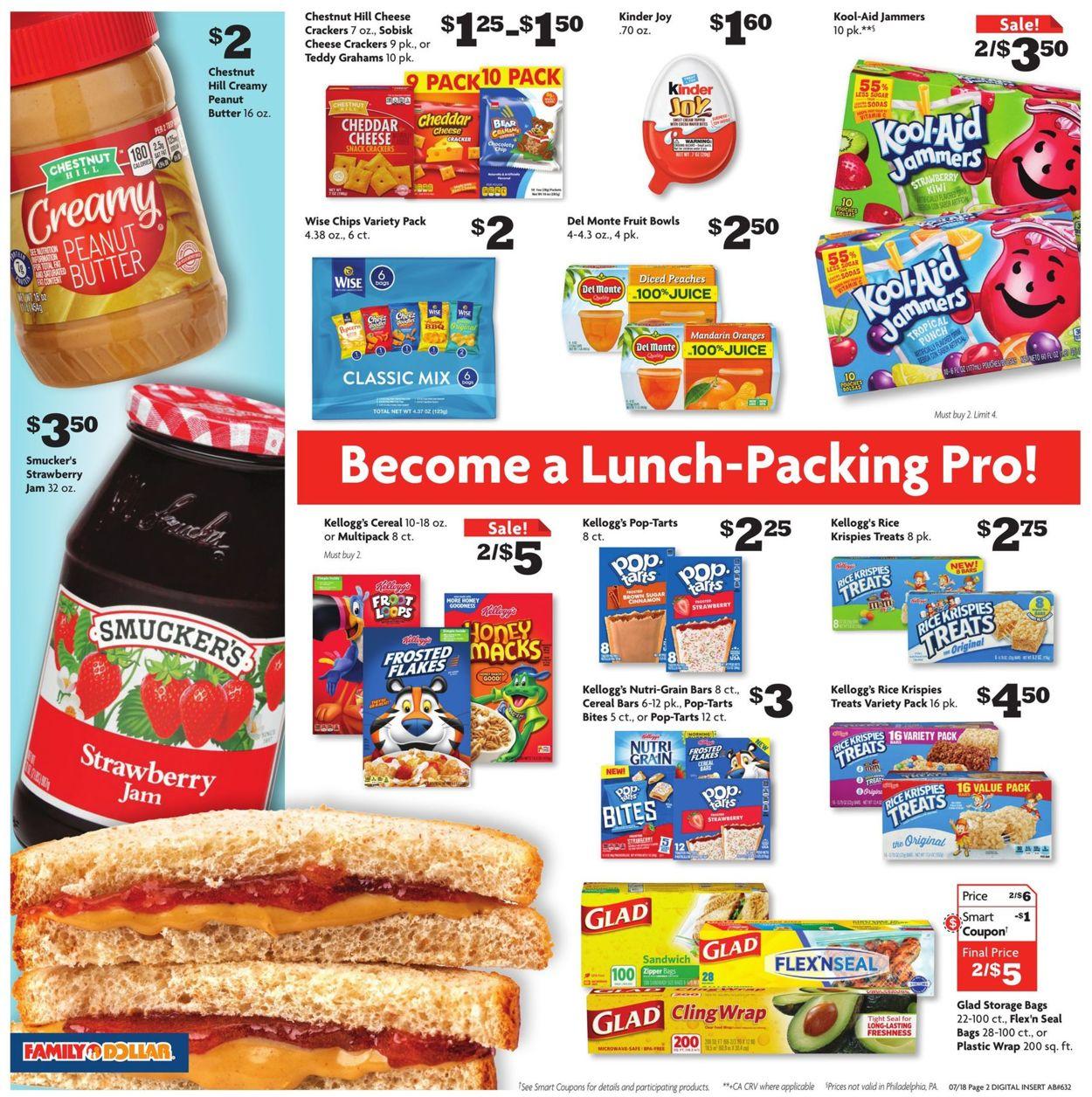 Family Dollar Weekly Ad Circular - valid 07/18-07/24/2021 (Page 3)
