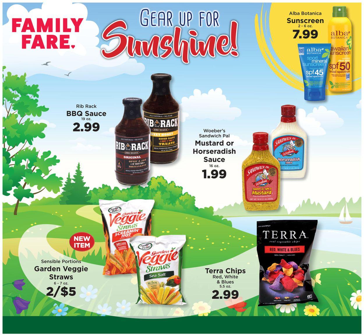 Family Fare Weekly Ad Circular - valid 04/26-06/27/2020