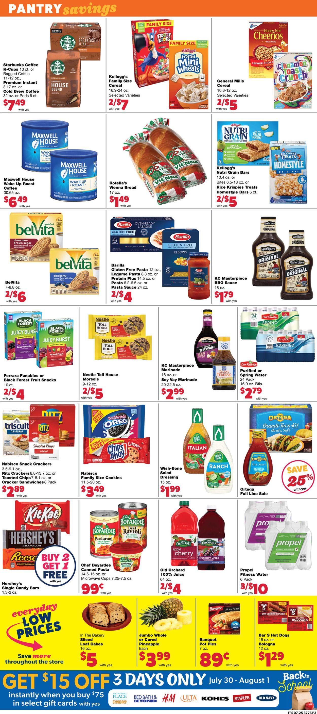 Family Fare Weekly Ad Circular - valid 07/28-08/03/2021 (Page 4)