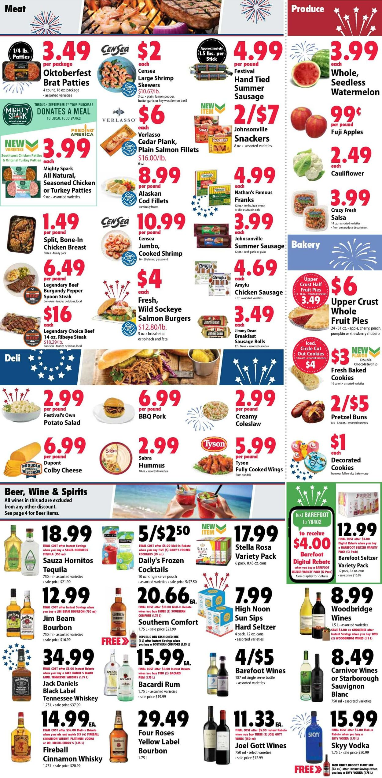 Festival Foods Weekly Ad Circular - valid 07/01-07/07/2020 (Page 2)