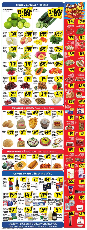 Fiesta Mart Weekly Ad Circular - valid 07/14-07/20/2021 (Page 4)