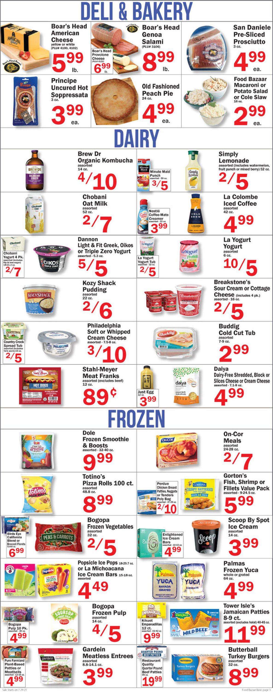 Food Bazaar Weekly Ad Circular - valid 07/29-08/04/2021 (Page 3)