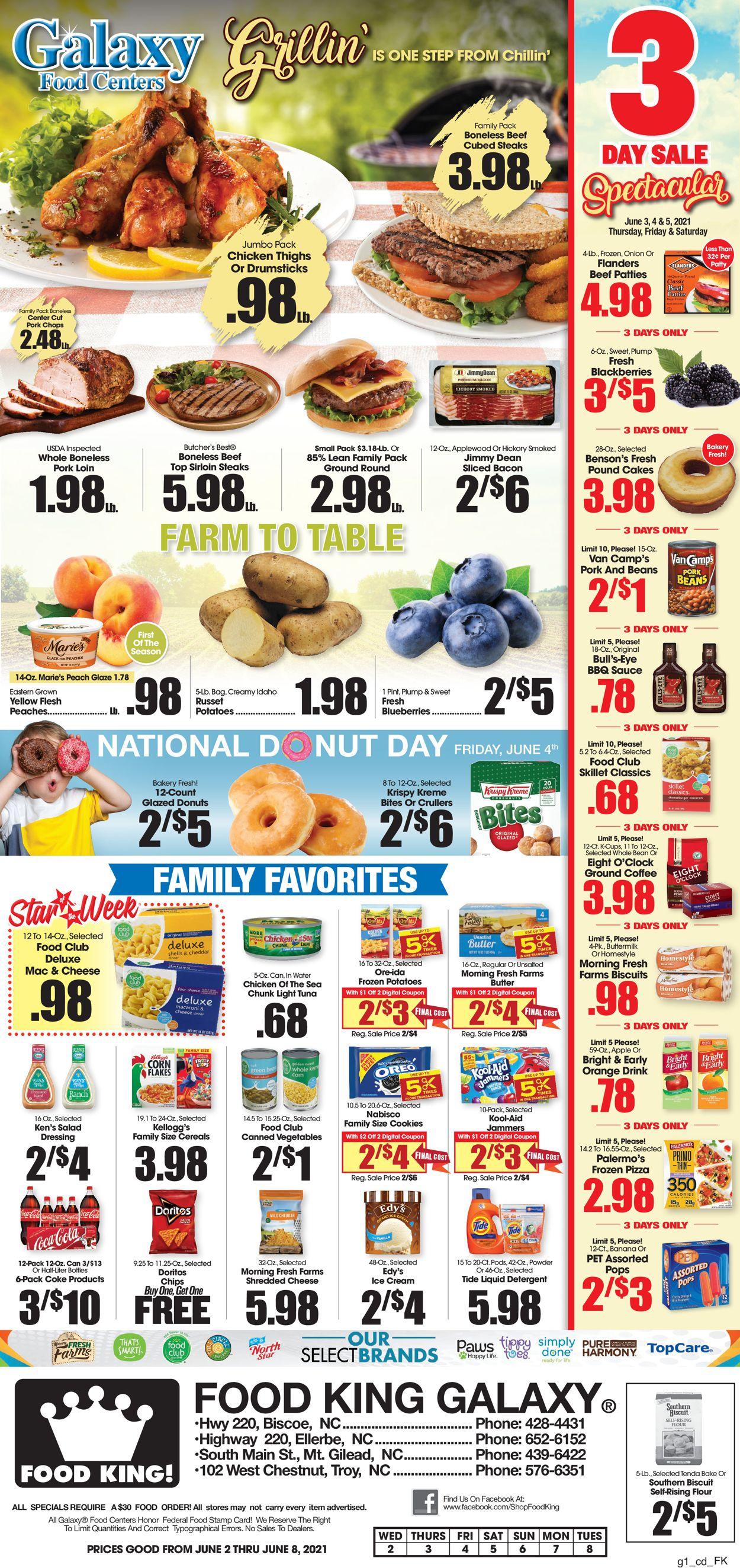 Food King Weekly Ad Circular - valid 06/02-06/08/2021