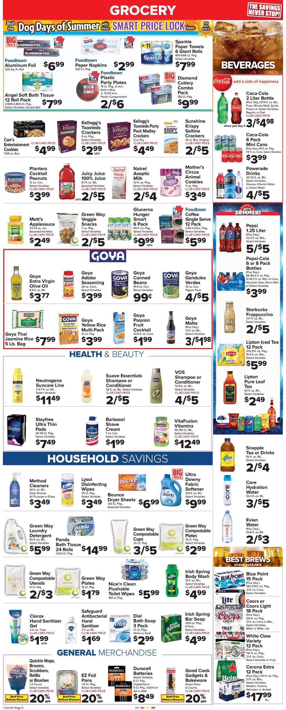 Foodtown Weekly Ad Circular - valid 07/23-07/29/2021 (Page 7)