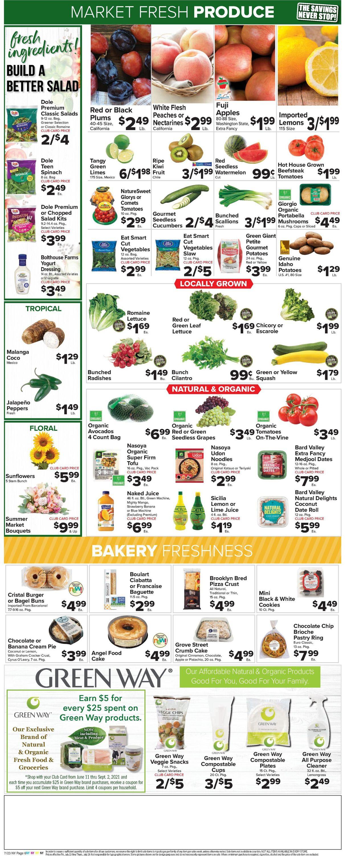 Foodtown Weekly Ad Circular - valid 07/23-07/29/2021 (Page 8)
