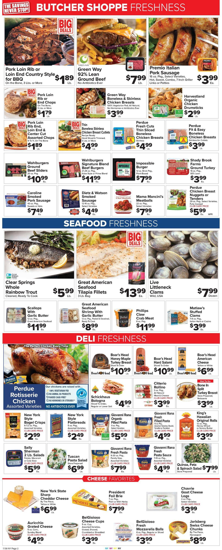 Foodtown Weekly Ad Circular - valid 07/30-08/05/2021 (Page 3)