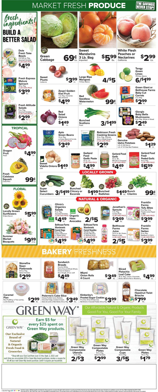 Foodtown Weekly Ad Circular - valid 07/30-08/05/2021 (Page 7)