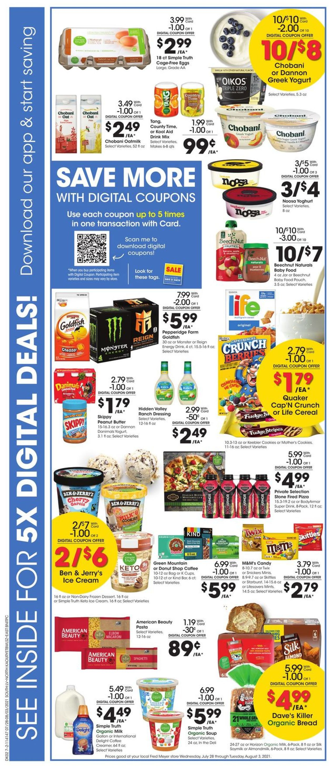 Fred Meyer Weekly Ad Circular - valid 07/28-08/03/2021 (Page 3)