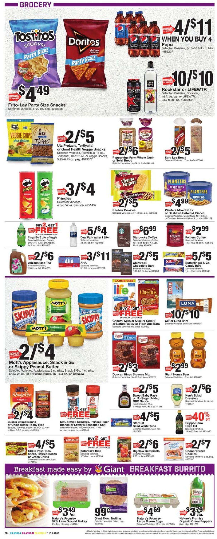 Giant Food Weekly Ad Circular - valid 07/30-08/05/2021 (Page 9)