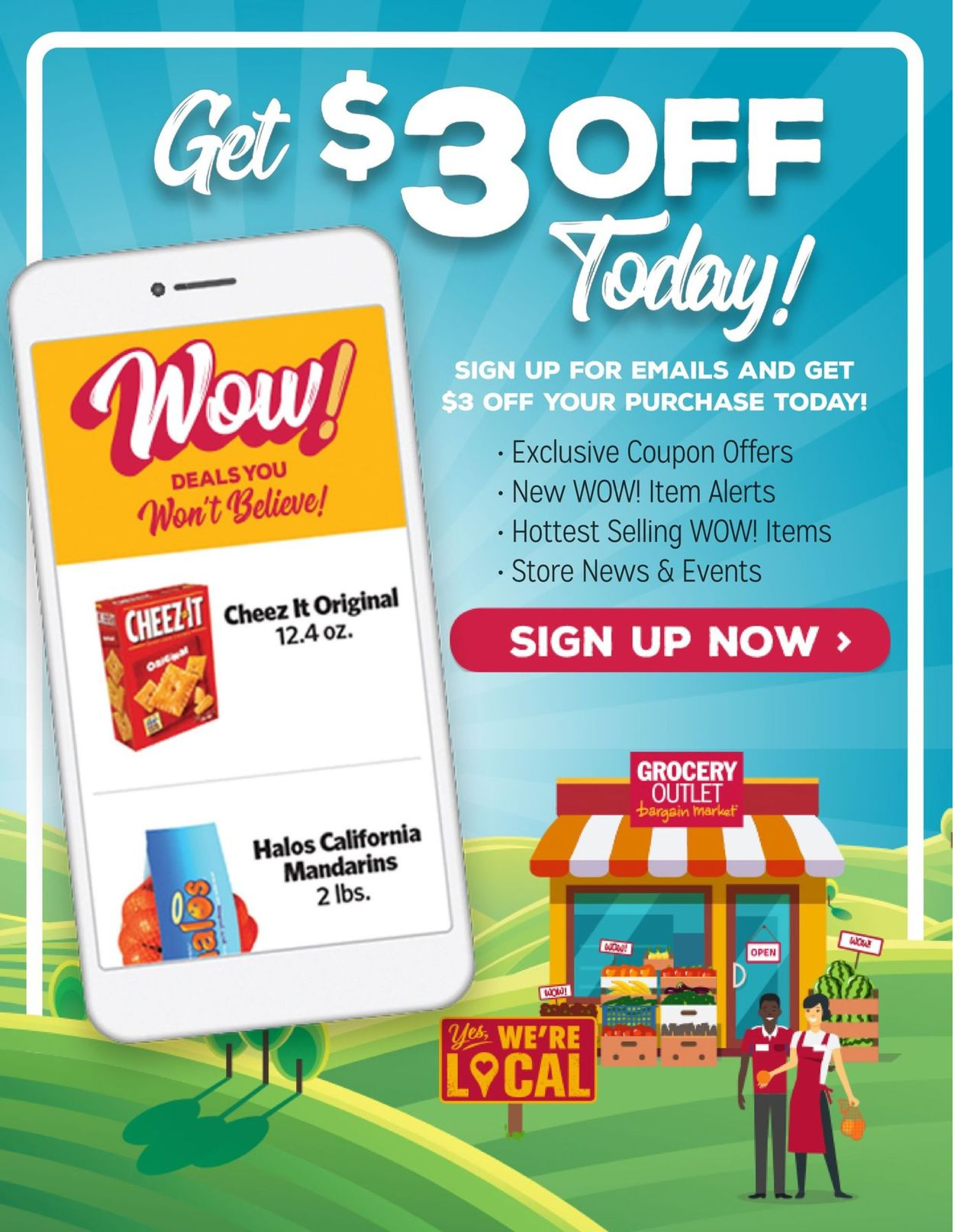Grocery Outlet Weekly Ad Circular - valid 05/27-06/02/2020
