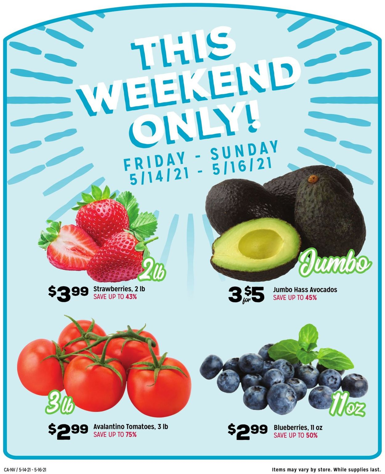 Grocery Outlet Weekly Ad Circular - valid 05/12-05/18/2021