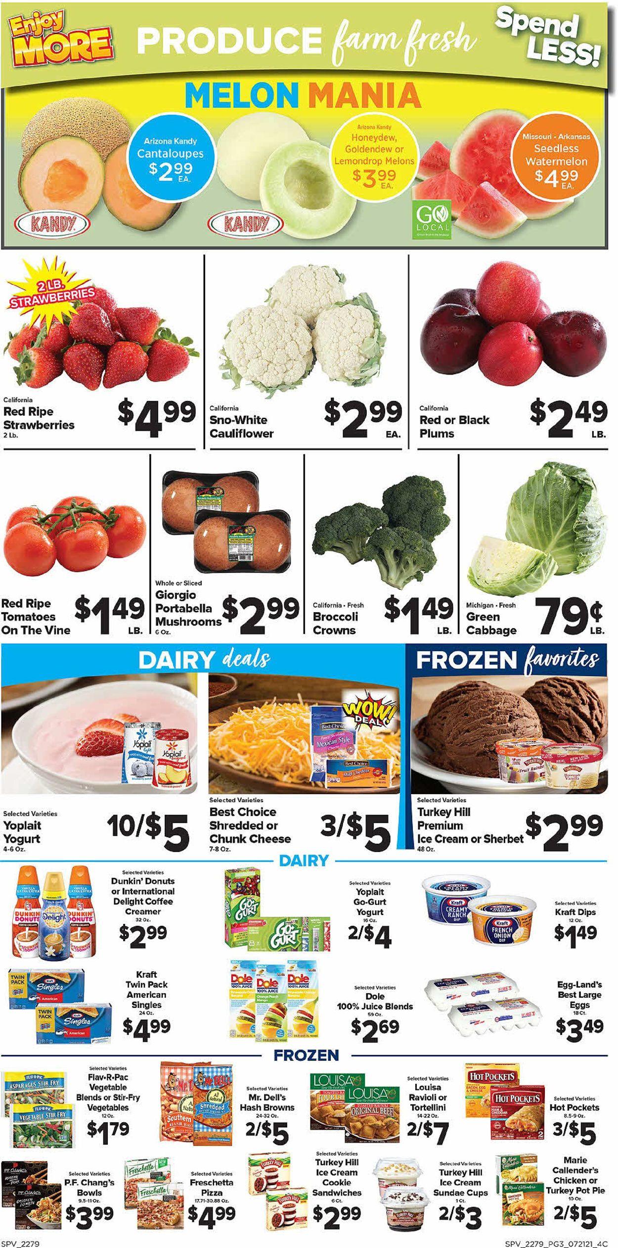 Harter House Weekly Ad Circular - valid 07/21-07/27/2021 (Page 2)