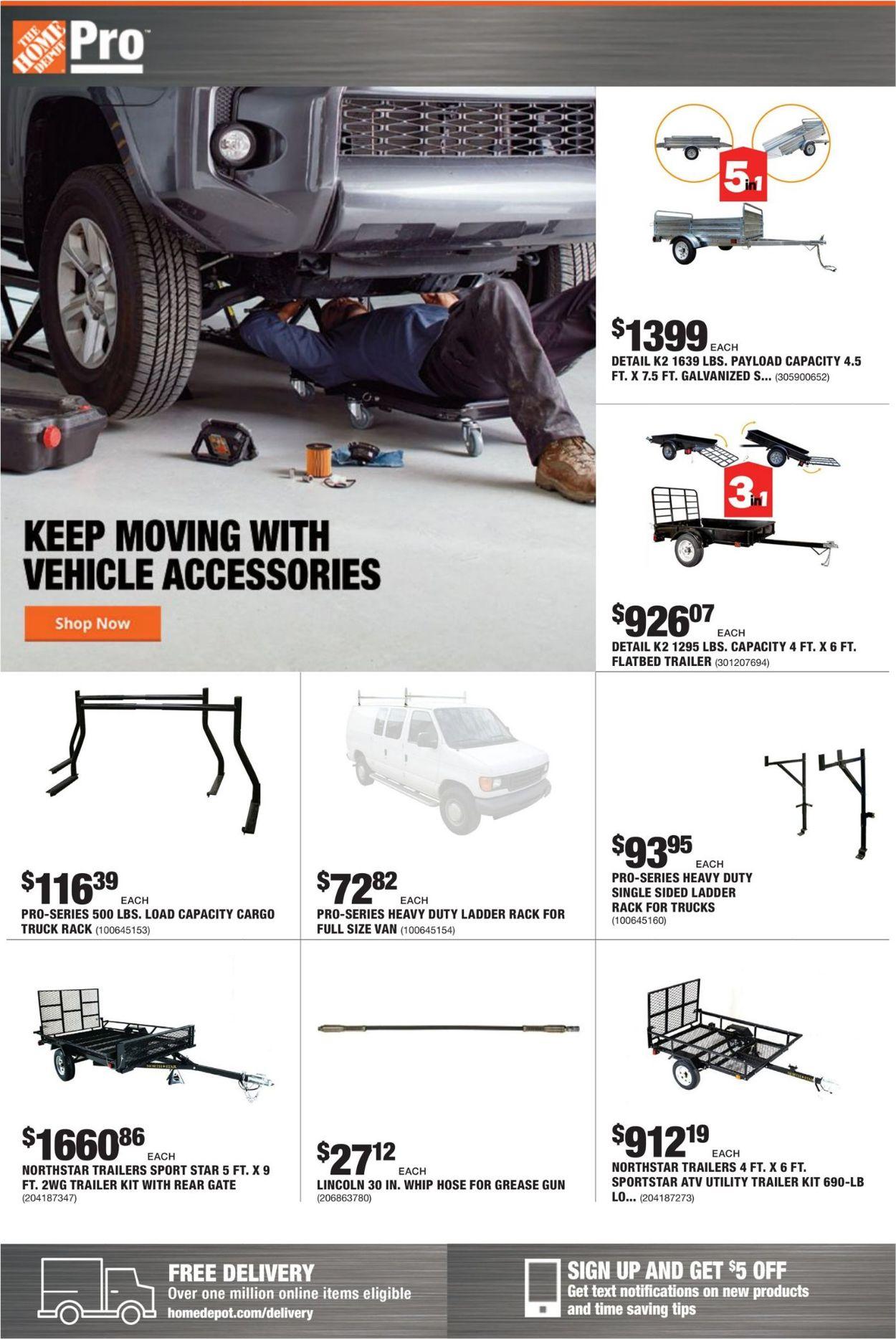 Home Depot Weekly Ad Circular - valid 06/01-06/08/2020