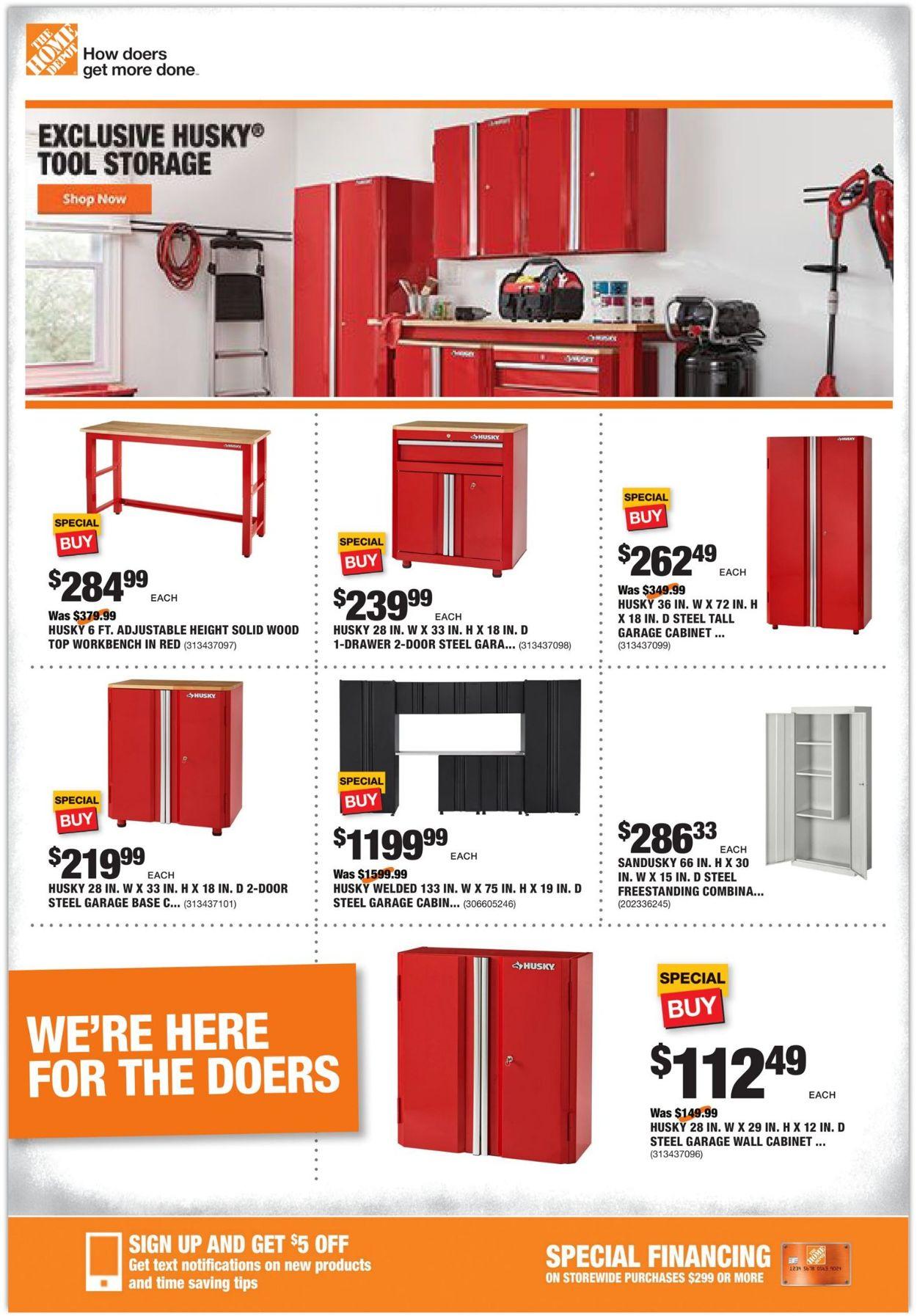 Home Depot Weekly Ad Circular - valid 12/24-12/31/2020