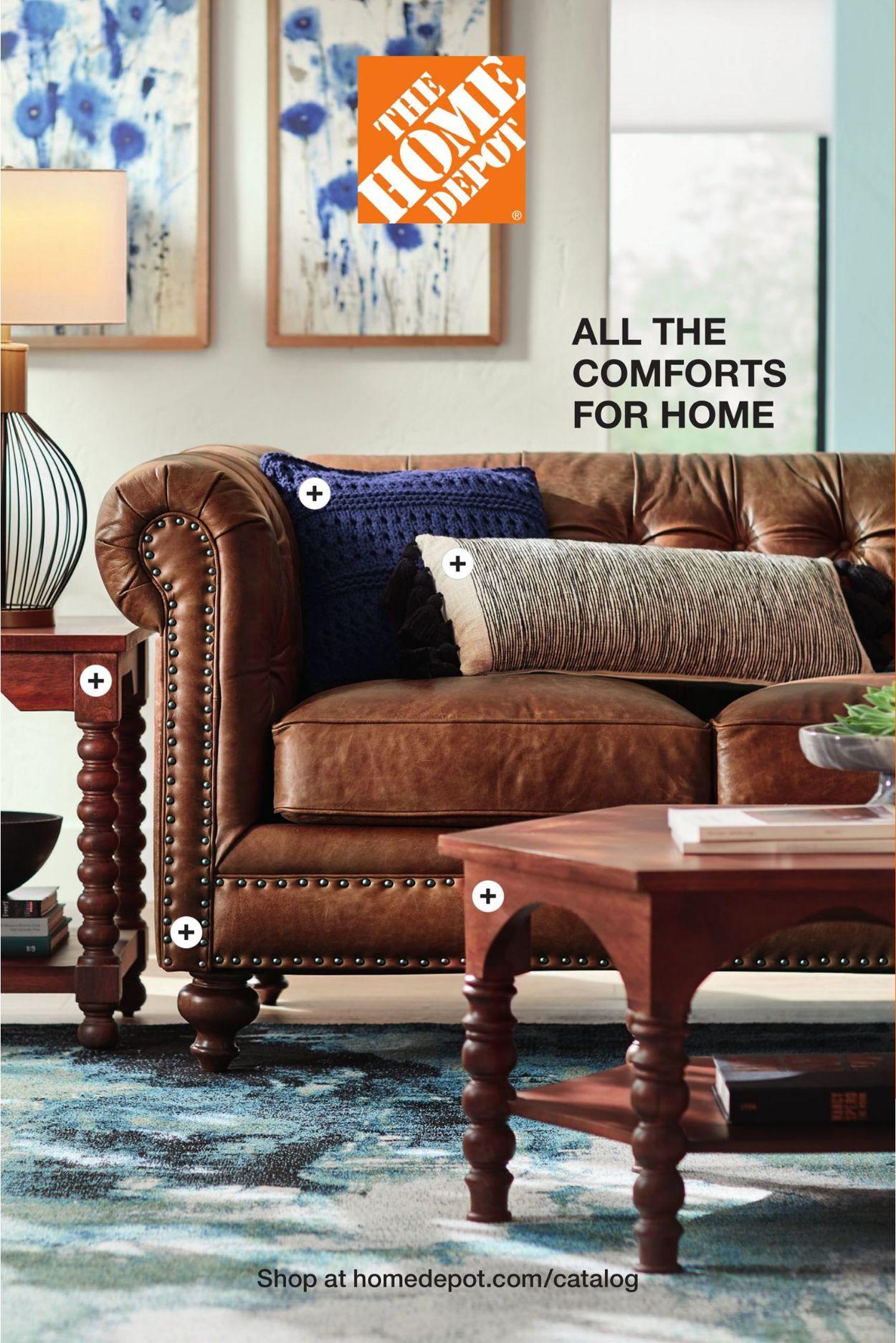 Home Depot Weekly Ad Circular - valid 02/08-03/07/2021
