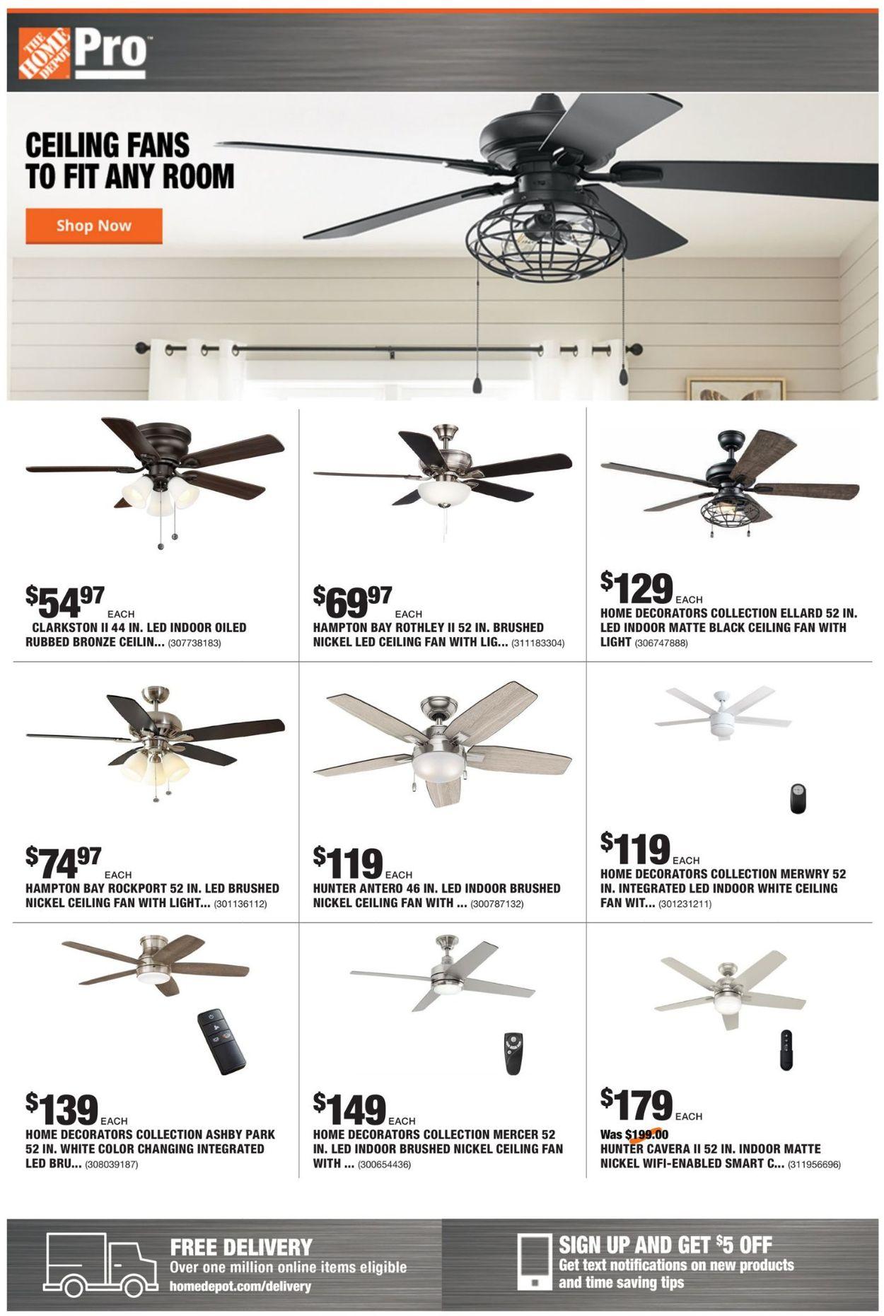 Home Depot Weekly Ad Circular - valid 02/22-03/01/2021