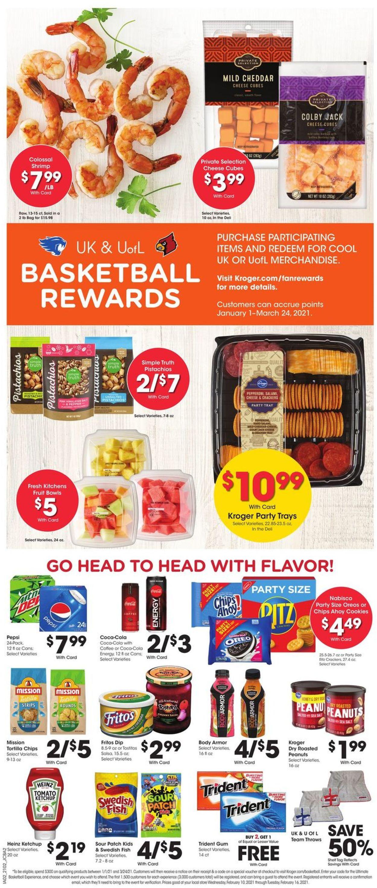 Jay C Food Stores Weekly Ad Circular - valid 02/10-02/16/2021