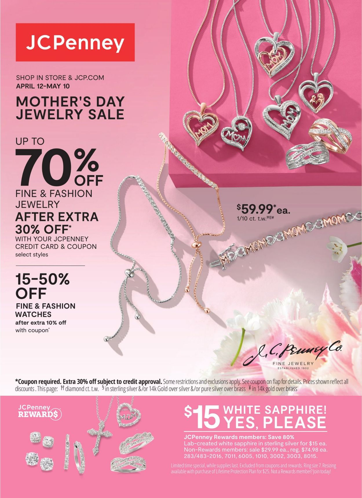 JCPenney Weekly Ad Circular - valid 04/12-05/10/2021
