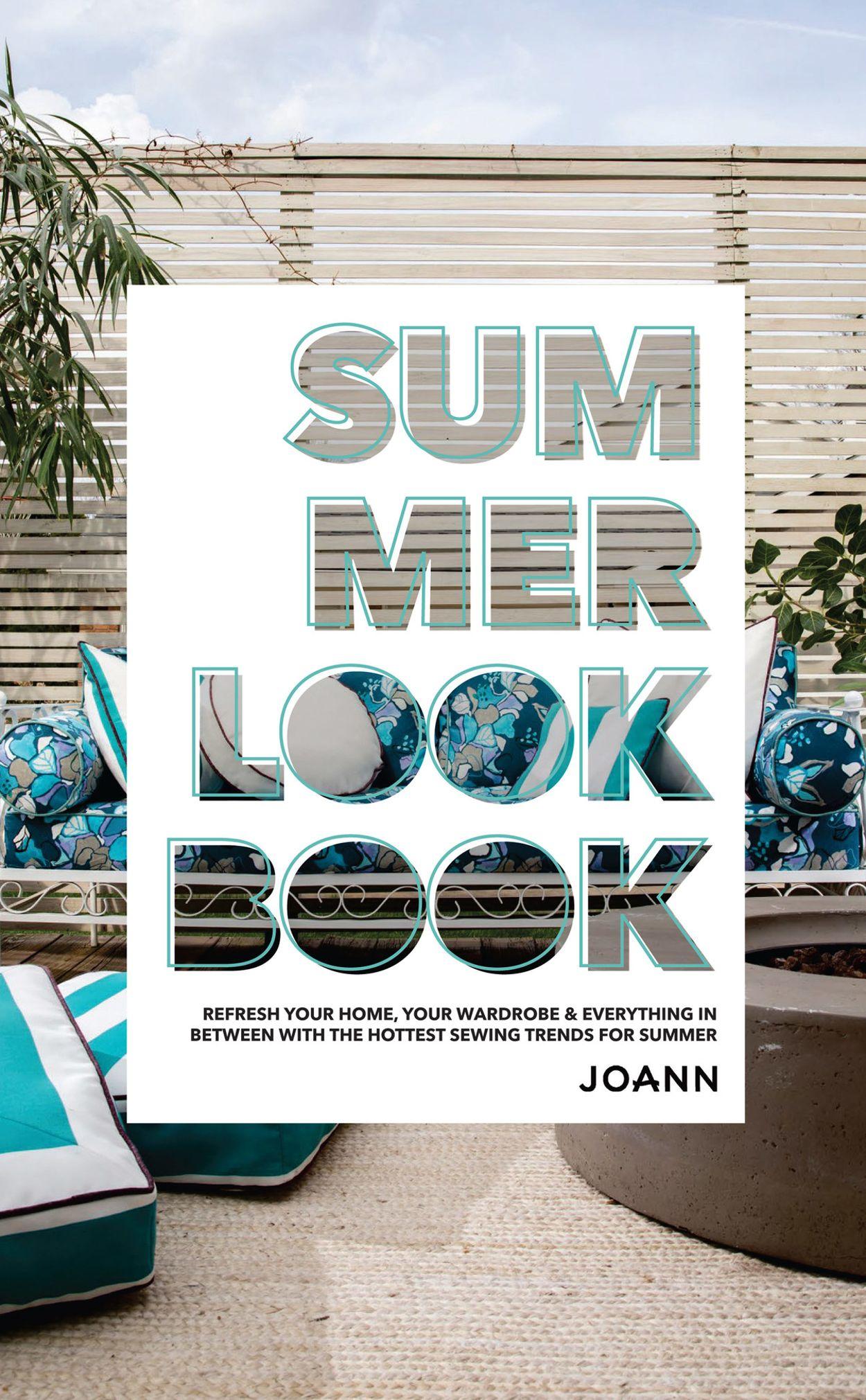 Jo-Ann Weekly Ad Circular - valid 05/16-09/30/2021