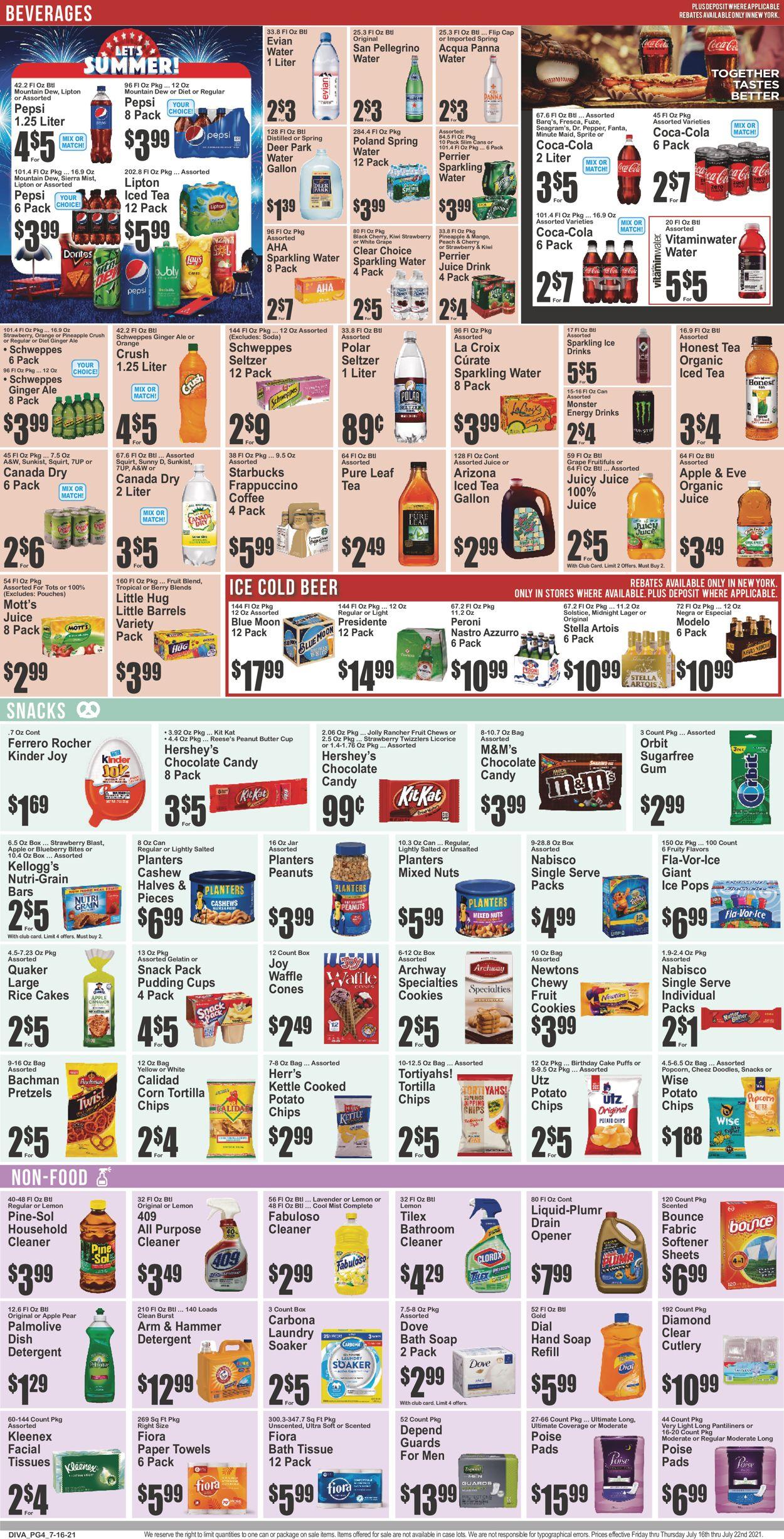 Key Food Weekly Ad Circular - valid 07/16-07/22/2021 (Page 5)