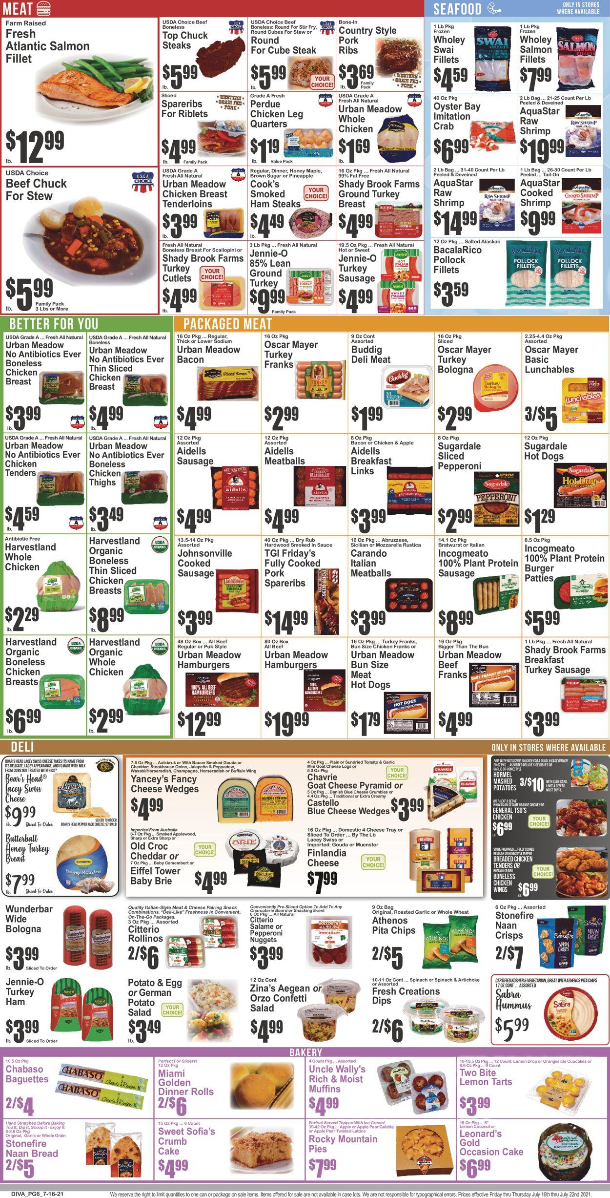Key Food Weekly Ad Circular - valid 07/16-07/22/2021 (Page 7)