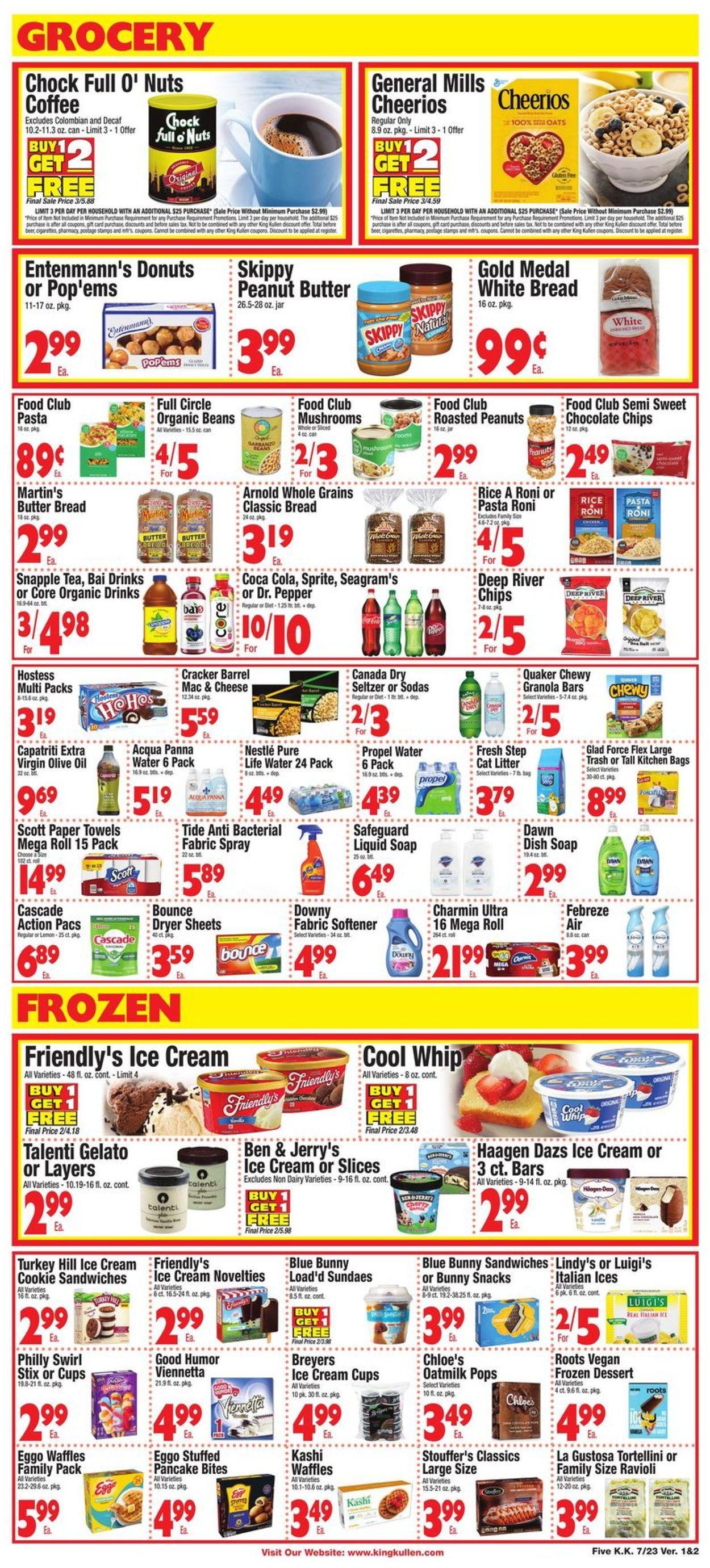 King Kullen Weekly Ad Circular - valid 07/23-07/29/2021 (Page 5)