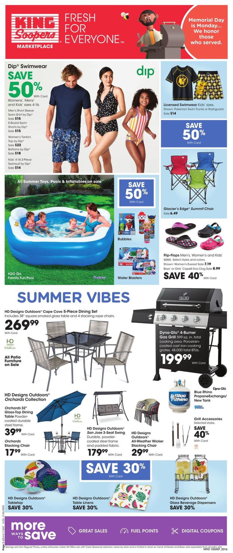 King Soopers Weekly Ad Circular - valid 05/20-05/26/2020