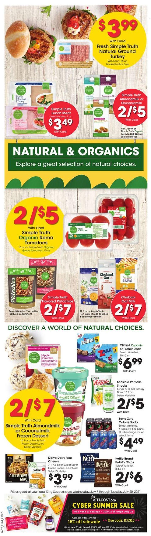 King Soopers Weekly Ad Circular - valid 07/14-07/20/2021 (Page 8)