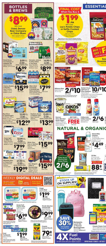 King Soopers Weekly Ad Circular - valid 07/28-08/03/2021 (Page 6)