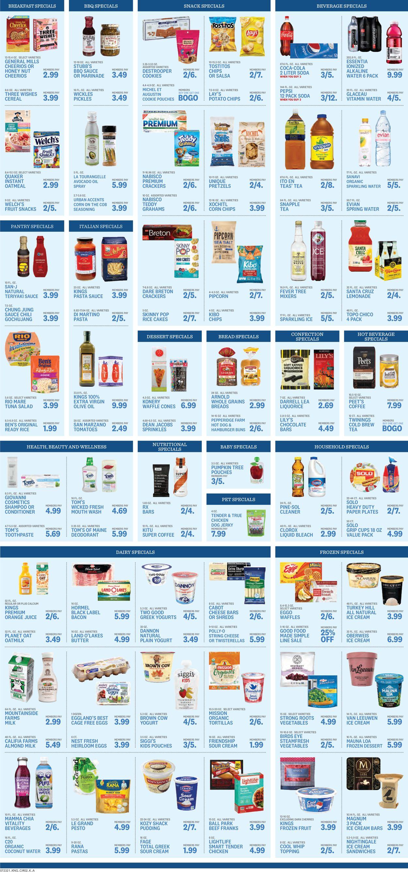 Kings Food Markets Weekly Ad Circular - valid 07/23-07/29/2021 (Page 2)