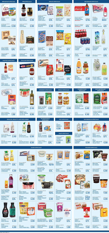 Kings Food Markets Weekly Ad Circular - valid 07/30-08/05/2021 (Page 2)