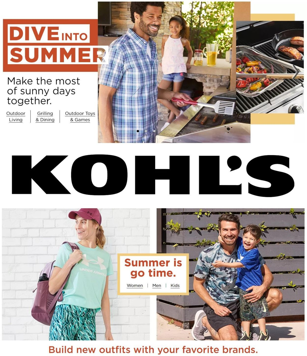 Kohl's Weekly Ad Circular - valid 05/11-05/17/2021