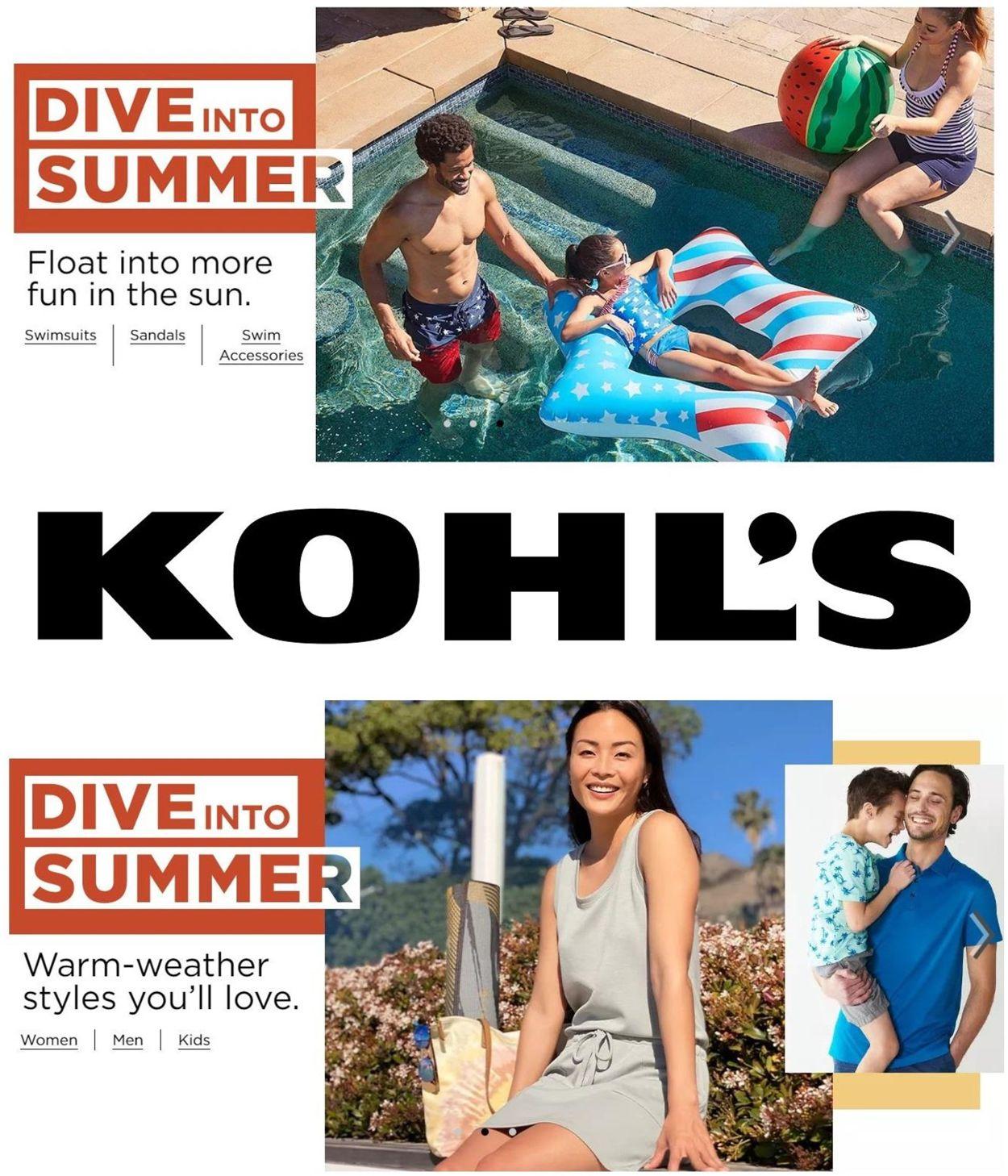 Kohl's Weekly Ad Circular - valid 05/18-05/24/2021