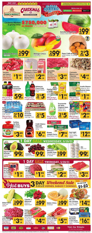 Los Altos Ranch Market Weekly Ad Circular - valid 05/19-05/25/2021