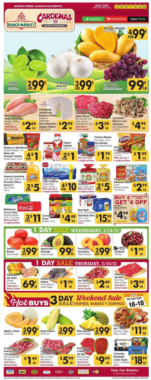 Los Altos Ranch Market Weekly Ad Circular - valid 07/14-07/20/2021