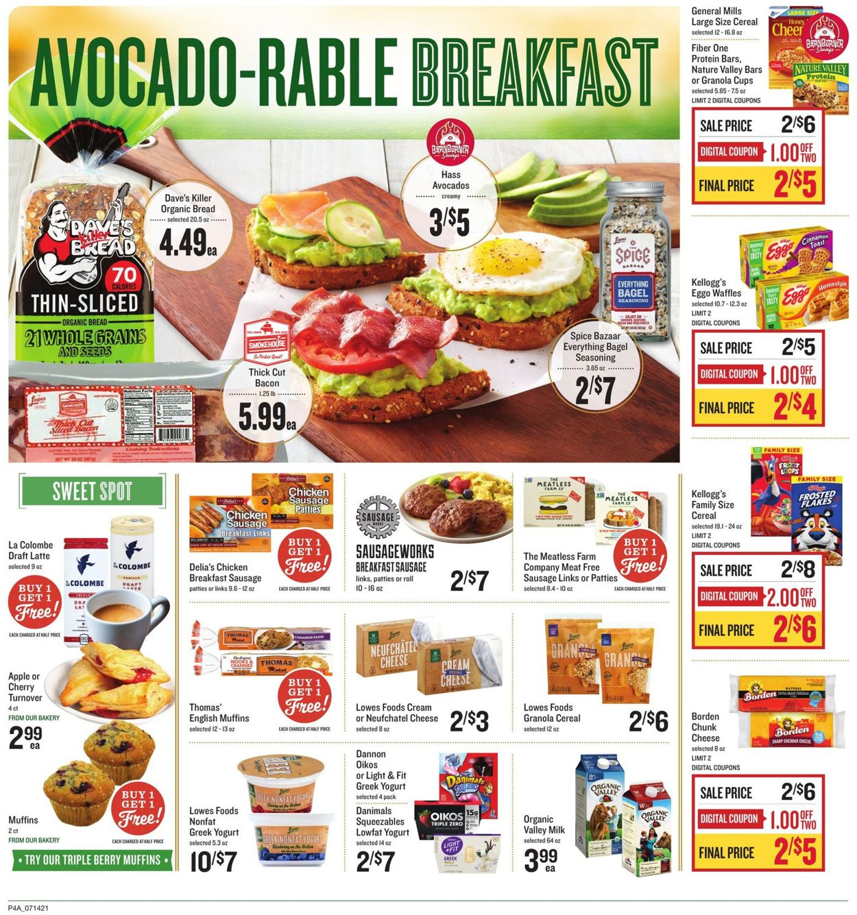 Lowes Foods Weekly Ad Circular - valid 07/14-07/20/2021 (Page 5)
