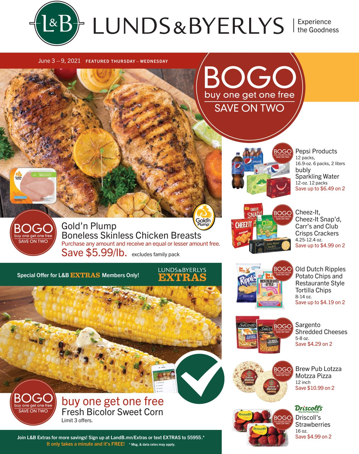 Lunds & Byerlys Weekly Ad Circular - valid 06/03-06/09/2021