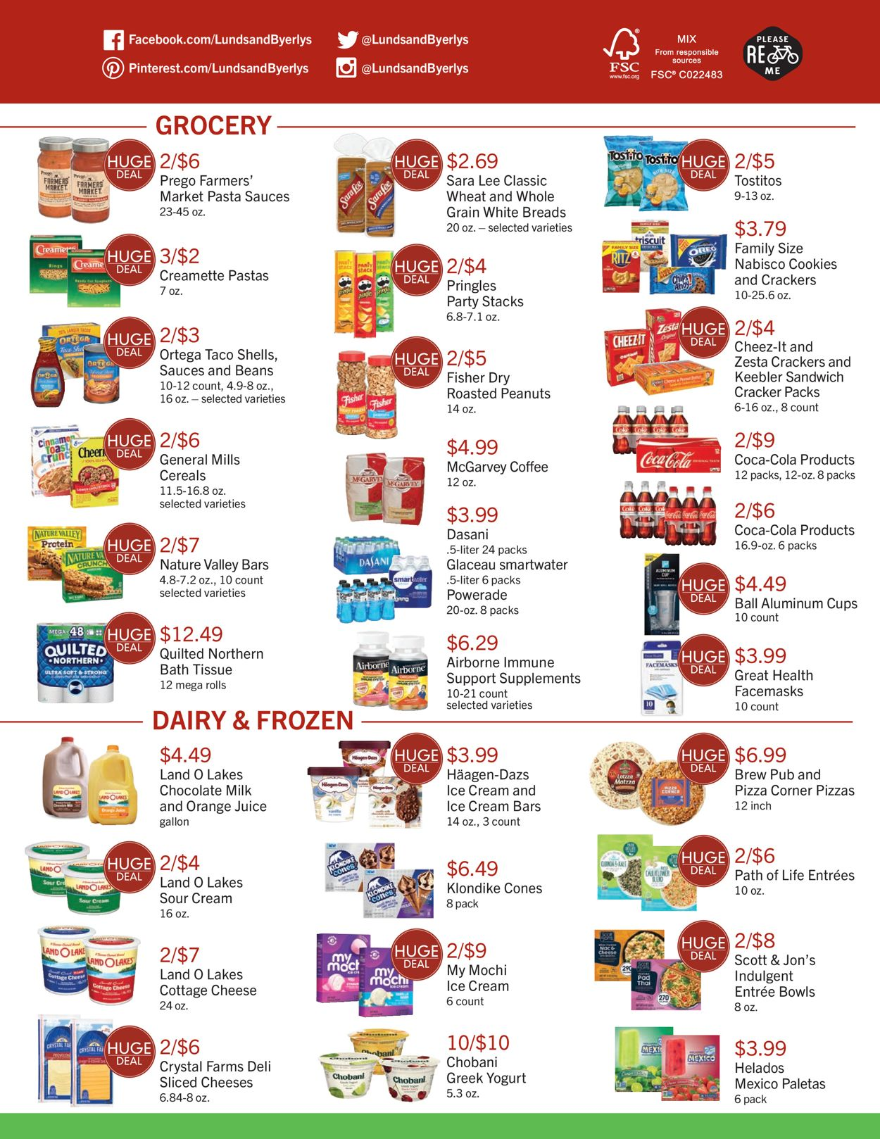 Lunds & Byerlys Weekly Ad Circular - valid 07/29-08/04/2021 (Page 3)