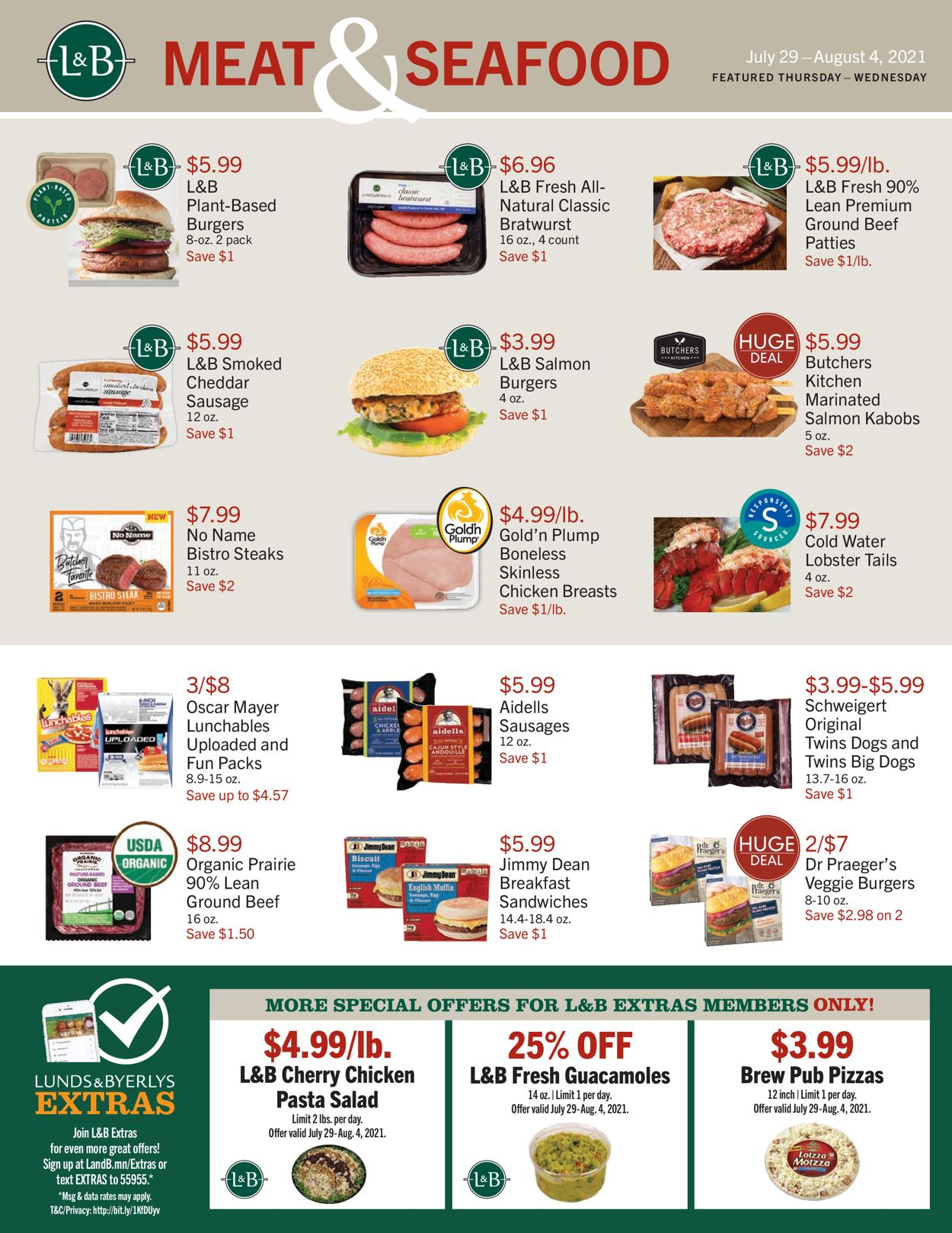Lunds & Byerlys Weekly Ad Circular - valid 07/29-08/04/2021 (Page 4)