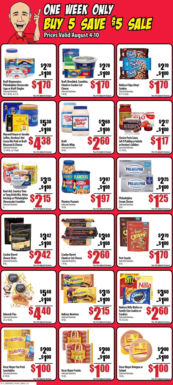 Mac's Freshmarket Weekly Ad Circular - valid 07/28-08/10/2021 (Page 5)