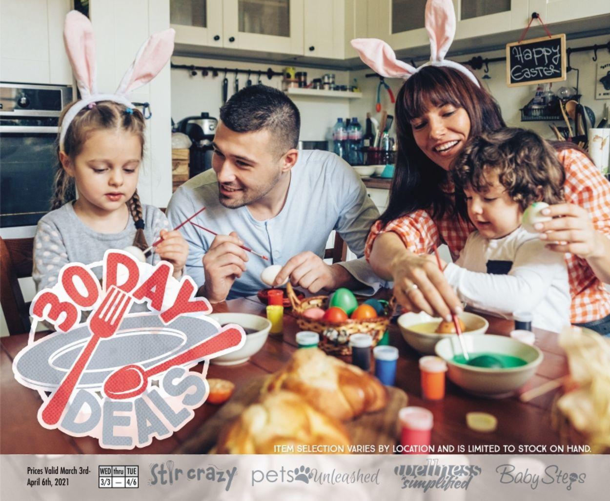 Maceys - Easter 2021 Weekly Ad Circular - valid 03/03-04/06/2021