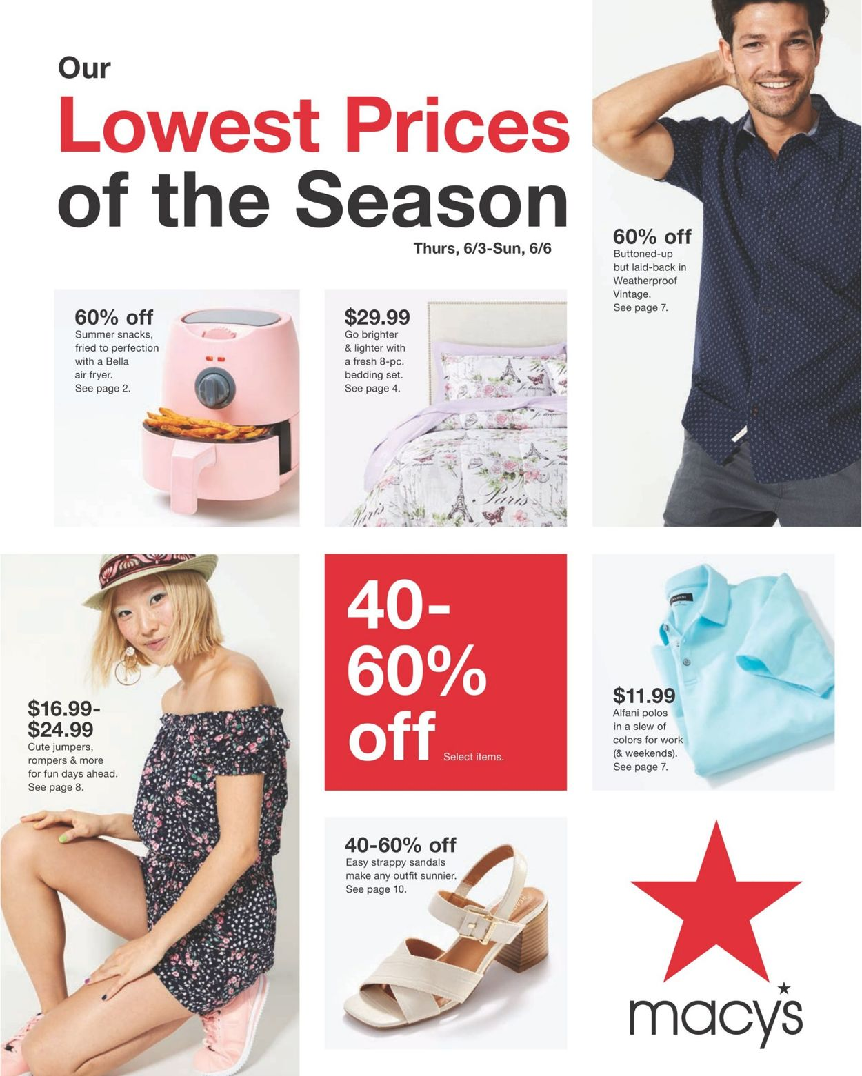 Macy's Weekly Ad Circular - valid 06/03-06/06/2021