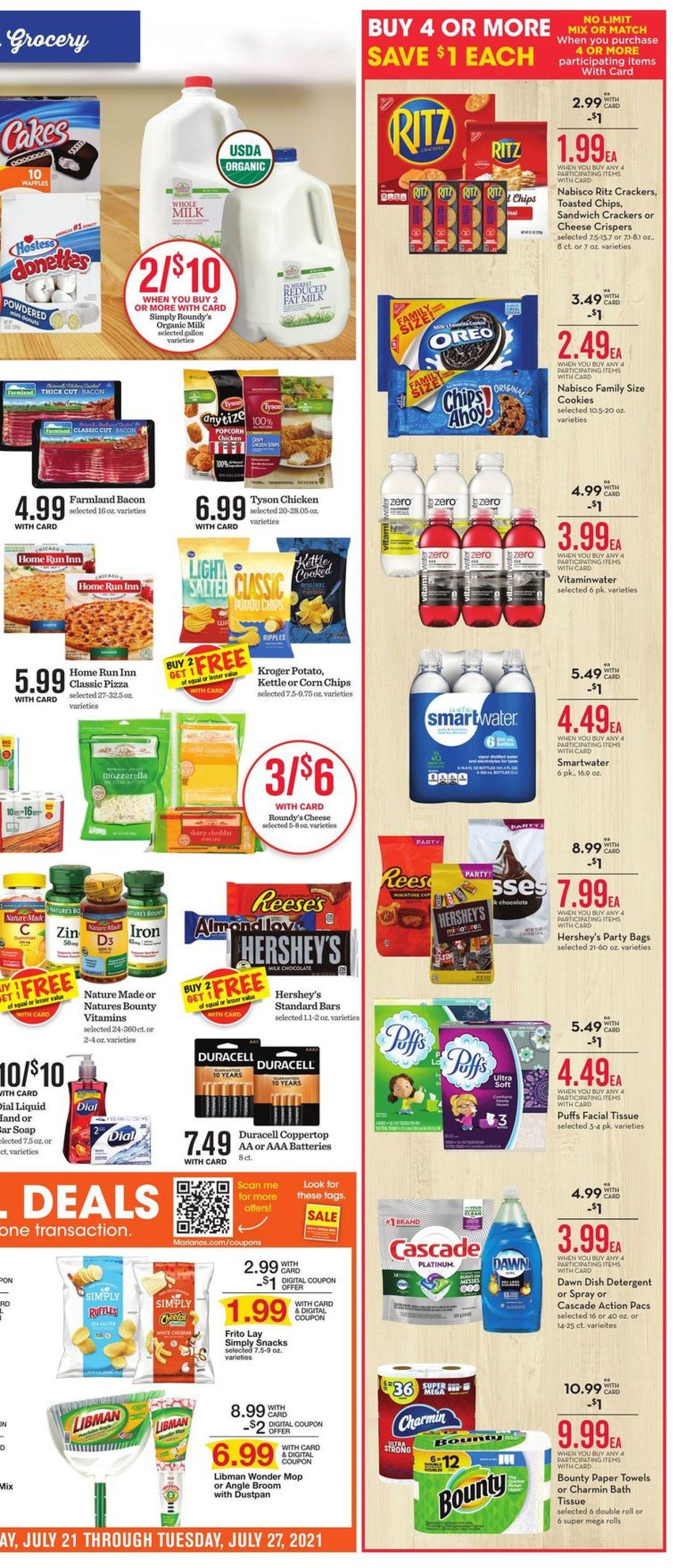 Mariano's Weekly Ad Circular - valid 07/21-07/27/2021 (Page 6)