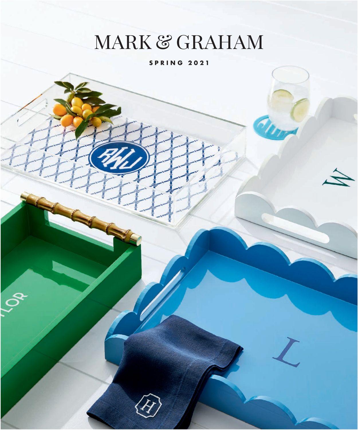 Mark and Graham Weekly Ad Circular - valid 04/09-06/30/2021