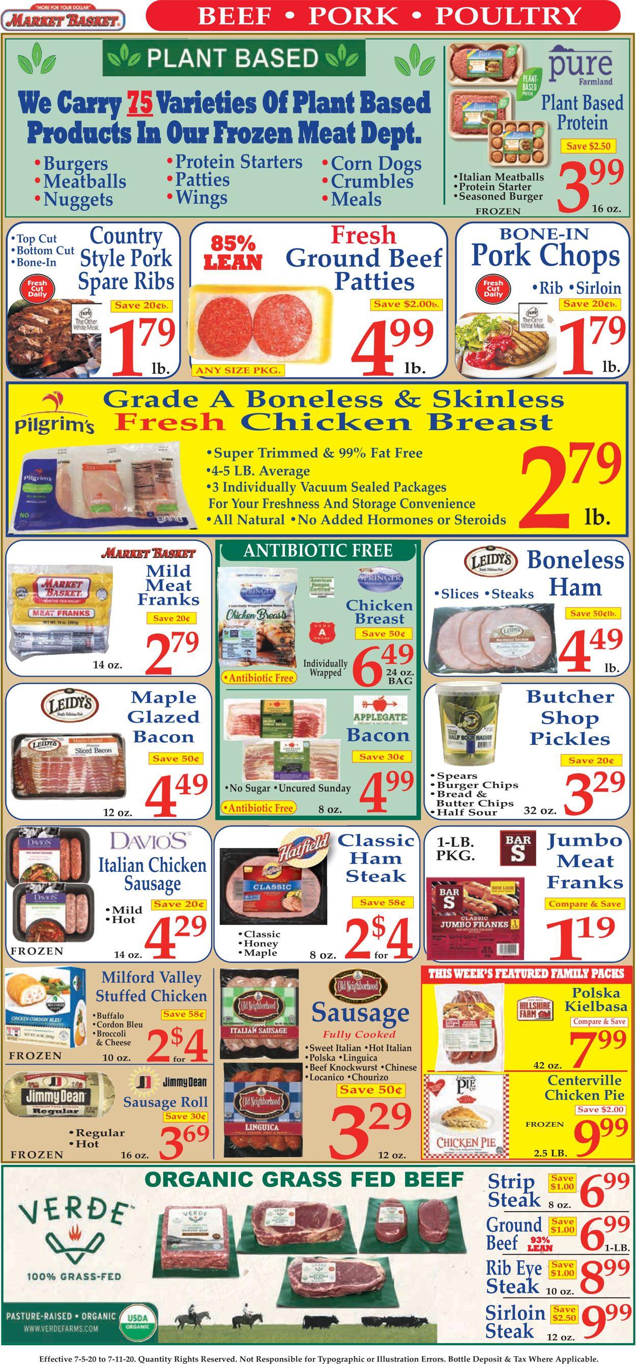 Market Basket Weekly Ad Circular - valid 07/05-07/11/2020 (Page 4)