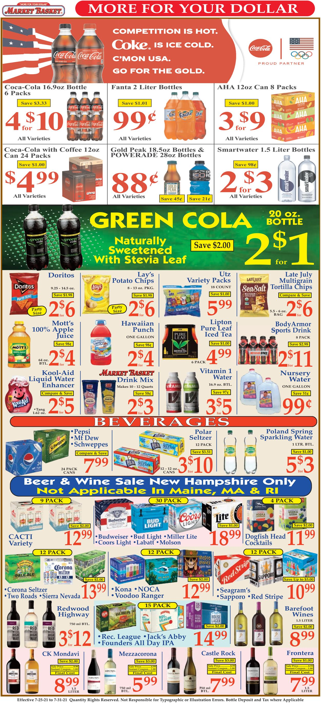 Market Basket Weekly Ad Circular - valid 07/25-07/31/2021 (Page 8)